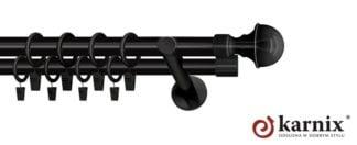 Kovové garnýže NEO 25/19mm